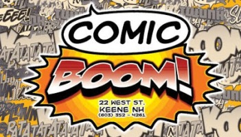 Comic Boom! New Hampshire